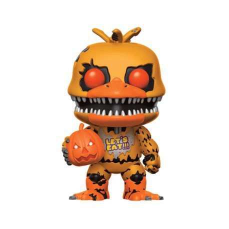 Figur Pop! Games Five Nights at Freddy's Jack-O-Chica Limited Edition Funko Online Shop Switzerland