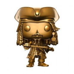Figur Pop! Pirates of the Caribbean Dead Men tell no Tales Jack Sparrow Gold Limited Edition Funko Online Shop Switzerland