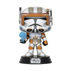 Pop! Star Wars Clone Commander Cody Limited Edition