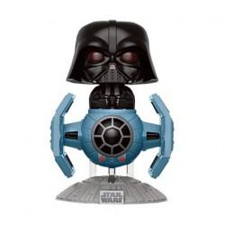 Pop! Star Wars Darth Vader avec Tie Fighter Edition Limitée