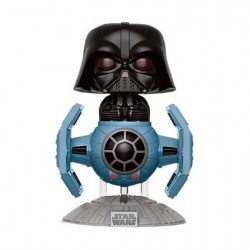 Pop! Star Wars Darth Vader with Tie Fighter Limited Edition