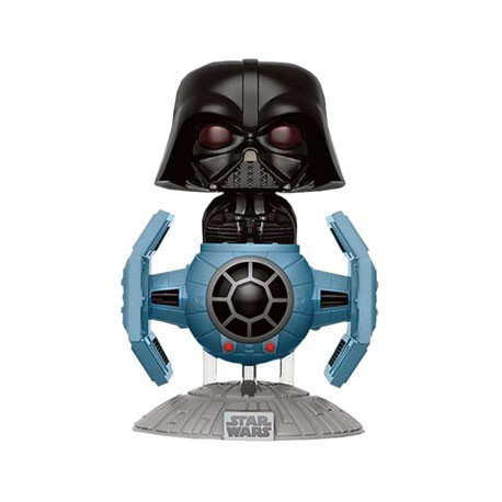 Figur Pop! Star Wars Darth Vader with Tie Fighter Limited Edition Funko Online Shop Switzerland