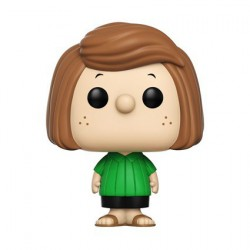 Pop! Emerald Comicon 2017 Peanuts Peppermint Patty Limited Edition