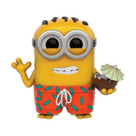 Figur Pop! Despicable Me Minions Paradise Phil Funko Online Shop Switzerland