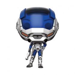 Figurine Pop! Mass Effect Andromeda Sara Ryder Masked Edition Limitée Funko Boutique en Ligne Suisse