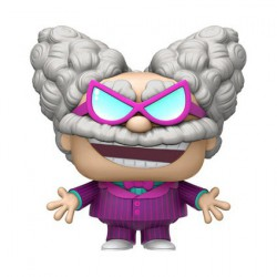 Figurine Pop! Captain Underpants Professor Poopypants Pink Suit Limited Edition Funko Boutique en Ligne Suisse