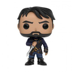 Pop! Games Dishonnored 2 Unmasked Corvo Limited Edition