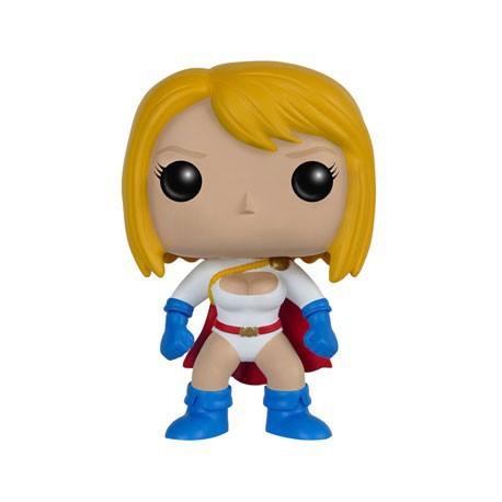 Figur Pop! DC Comics Power Girl (Vaulted) Funko Online Shop Switzerland