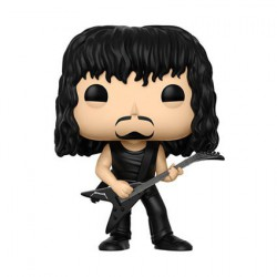 Figur Pop! Music Metallica Kirk Hammett (Vaulted) Funko Online Shop Switzerland