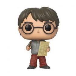 Figurine Pop! Harry Potter avec Marauders Map (Rare) Funko Boutique en Ligne Suisse