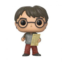 Figur Pop! Harry Potter with Marauders Map (Vaulted) Funko Online Shop Switzerland