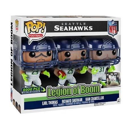 Figur Pop! NFL Seattle Seahawks Legion of Boom Limited Edition Funko Online Shop Switzerland