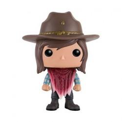 Figurine Pop! The Walking Dead Carl Grimes (Rare) Funko Boutique en Ligne Suisse