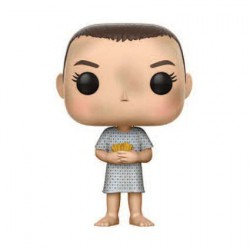 Figurine Pop! TV Stranger Things Eleven in Hospital Gown (Rare) Funko Boutique en Ligne Suisse