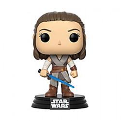 Figur Pop! Glow in the Dark Star Wars The Last Jedi Rey Funko Online Shop Switzerland