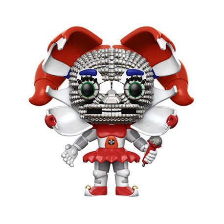 Figur Pop! SDCC 2017 FNAF Sister Location Jumpscare Baby Limited Edition Funko Online Shop Switzerland