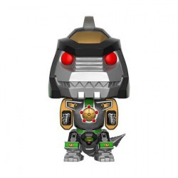Pop! 15 cm NYCC 2017 Power Rangers Green Dragonzord Limited Edition