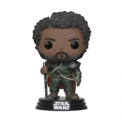 Figur Pop! NYCC 2017 Star Wars Rogue One Saw Gerrera with Hair Limited Edition Funko Online Shop Switzerland