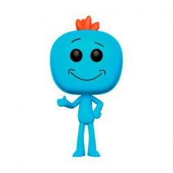 Figurine Pop! Cartoons Rick and Morty Mr Meeseeks Funko Boutique en Ligne Suisse