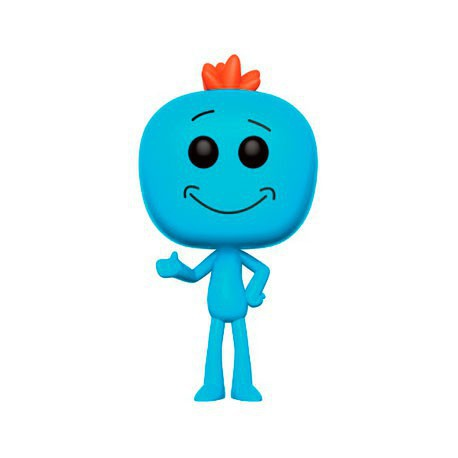 Figur Pop! Cartoons Rick and Morty Mr Meeseeks Funko Online Shop Switzerland