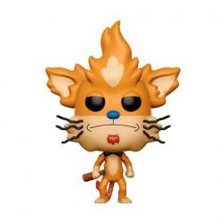 Figurine Pop! Cartoons Rick et Morty Squanchy Funko Boutique en Ligne Suisse