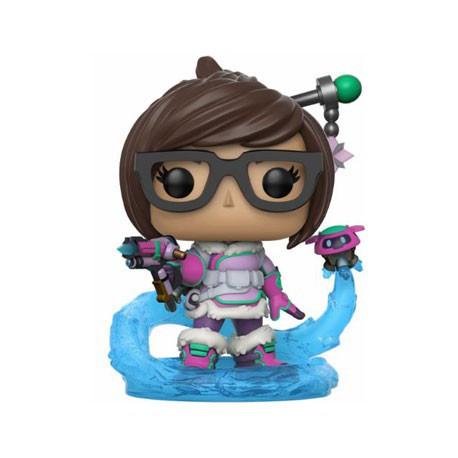 Figurine Pop! Overwatch Mei Snowball Colour Edition Limitée Funko Boutique en Ligne Suisse