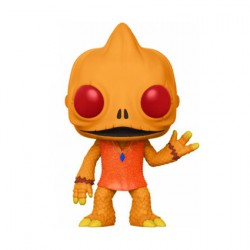Pop! NYCC 2017 Land of the Lost Golden Sleestak Enik Limited Edition