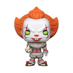 Figur Pop! Movie IT Pennywise with Boat (Rare) Funko Online Shop Switzerland