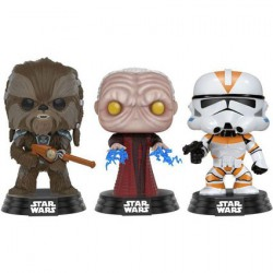 Figur Pop! Star Wars Tarfful, Unhooded Emperor, Utapau Clone Limited Edition Funko Online Shop Switzerland