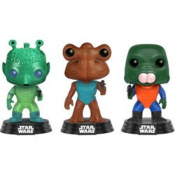 Figur Pop! Star Wars Greedo, Hammerhead, Walrus Man Limited Edition Funko Online Shop Switzerland