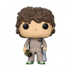 Figur Pop! TV Stranger Things Wave 3 Dustin Ghostbuster (Vaulted) Funko Online Shop Switzerland