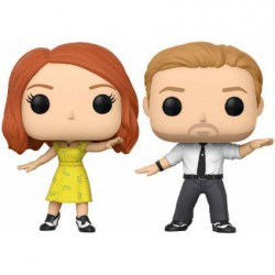 Figur Pop! Movies La La Land Sebastian and Mia (Vaulted) Funko Online Shop Switzerland