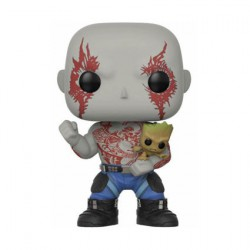 Pop! Guardians of the Galaxy 2 Drax with Groot Limited Edition