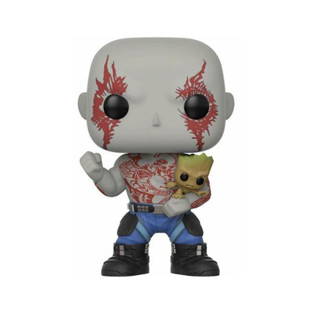 Figur Pop! Guardians of the Galaxy 2 Drax with Groot Limited Edition Funko Online Shop Switzerland