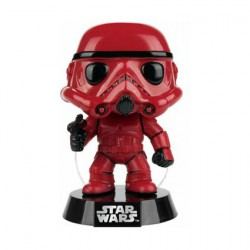 Figur Pop! Star Wars Red Stormtrooper Limited Edition Funko Online Shop Switzerland
