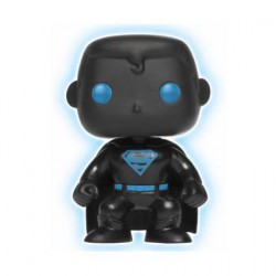 Pop! DC Justice League Superman Silhouette Glow in the Dark Limited Edition