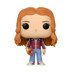 Figur Pop! TV Stranger Things Wave 3 Max with Skate Deck (Rare) Funko Online Shop Switzerland