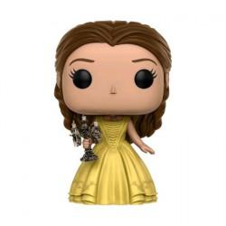 Figuren Pop! Disney Beauty and The Beast Belle with Candlestick Limited Edition Funko Online Shop Schweiz