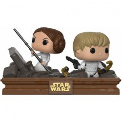 Figur Pop! Star Wars Moments Luke & Leia Trash Compactor Limited Edition Funko Online Shop Switzerland