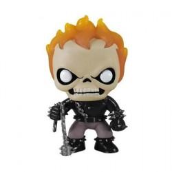 Figurine Pop! Marvel Ghost Rider (Rare) Funko Boutique en Ligne Suisse