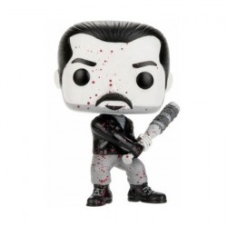 Pop! The Walking Dead Negan Black and White Limited Edition