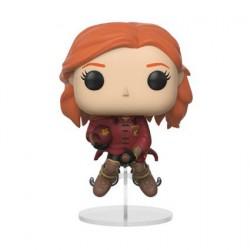 Figurine Pop! Harry Potter Ginny on Broom (Rare) Funko Boutique en Ligne Suisse