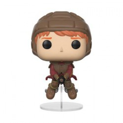 Figur Pop! Harry Potter Ron on Broom (Rare) Funko Online Shop Switzerland