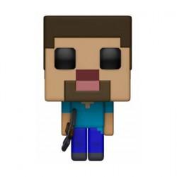 Figur Pop! Games Minecraft Steve (Rare) Funko Online Shop Switzerland