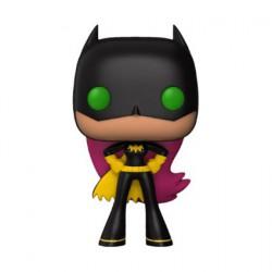 Figurine Pop! DC Teen Titans Go! Starfire en Batgirl (Rare) Funko Boutique en Ligne Suisse