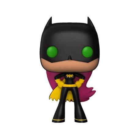Figur Pop! DC Teen Titans Go! Starfire as Batgirl (Rare) Funko Online Shop Switzerland