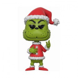 Figur Pop! Movie The Grinch Santa Grinch (Rare) Funko Online Shop Switzerland