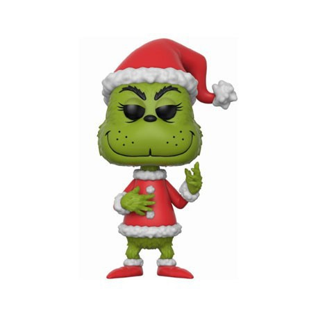 Figur Pop! Movie The Grinch Santa Grinch (Rare) Funko Online Shop Switzerland