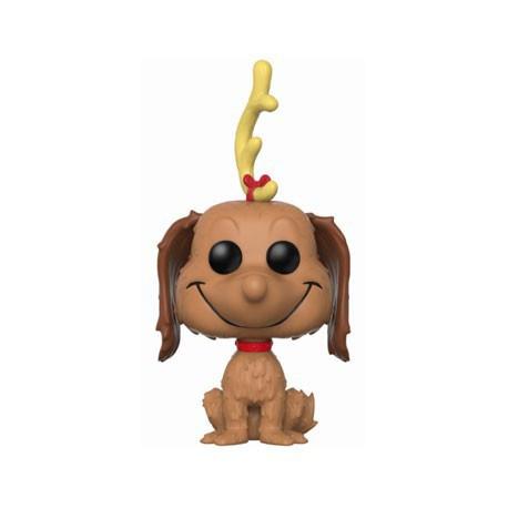 Figur Pop! Movie The Grinch Max the Dog Funko Online Shop Switzerland