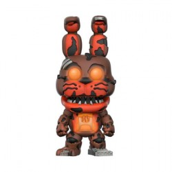 Figur Pop! Game FNAF Jack-O-Bonnie Glow in the Dark Limited Edition Funko Online Shop Switzerland